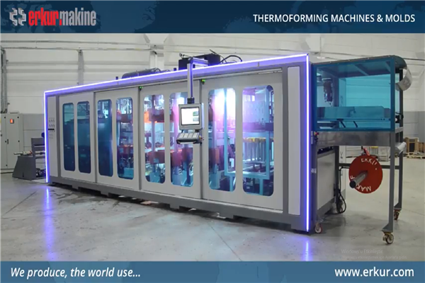 Erkur Thermoforming Machines
